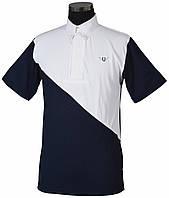 Мужская футболка с коротким рукавом для конного спорта