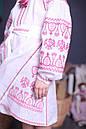 Платье вышитое детское с длинным рукавом, фото 2