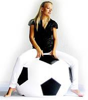 Кресло футбольный Мяч, мягкий бескаркасный мяч 90 см
