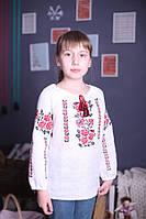 Борщівська вишиванка для дівчат