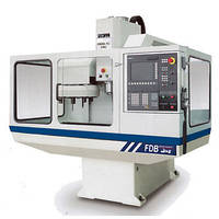 Фрезерный станок с ЧПУ FDB Maschinen DM 55-TC CNC