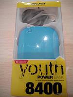 Переносной аккумулятор Power bank Awei 8400 mah