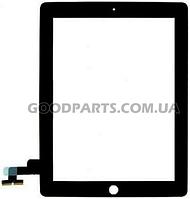 Сенсорный экран (тачскрин) для iPad 2 черный high copy
