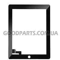 Сенсорный экран (тачскрин) для iPad 2 черный (Оригинал)