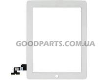 Сенсорный экран (тачскрин) для iPad 2 белый high copy