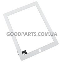 Сенсорный экран (тачскрин) для iPad 2 белый (Оригинал)