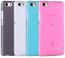 Силиконовый чехол для Huawei Honor 4C / G Play mini