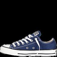 Кеды Converse All Star синие низкие 30-40рр Реплика, фото 1