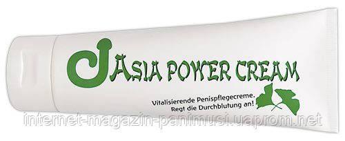Крем для усиления эрекции ASIA POWER CREAM 80 ML Бесплатная доставка