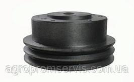 Шкив к водяному насосу МТЗ-80 с кондиционером (243-1307216-01)