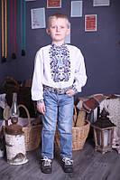 """Вышиванка для мальчика """"Мальовнича"""" ( BX1-411.0.7 ), фото 1"""