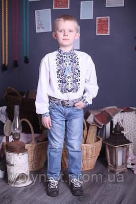 Вышиванка для мальчика