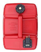 Бак топливный c коннектором для PARSUN,YAMAHA, YAMABISI и датчиком уровня топлива 12 литров