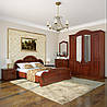 Каролина спальня МДФ