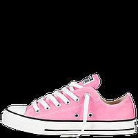Кеды Converse All Star розовые низкие Реплика