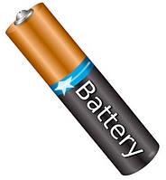 На батарейках
