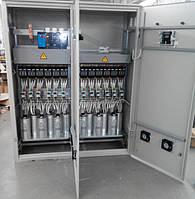 щит ККУ (регулируемая конденсаторная установка на 600 кВа);