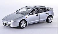 Защита картера двигателя и КПП Мазда 323Ф (2000-2005) Mazda 323F