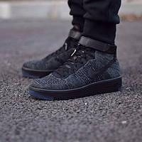 Nike Air Force 1 Ultra Flyknit Black