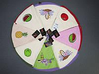 Полотенце кухонное круглое Mariposa Exclusive 70*70см, 2840
