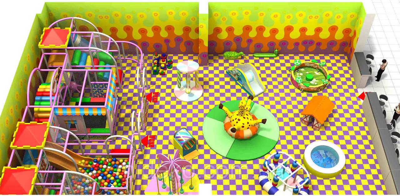 Игровая комната «Городок»