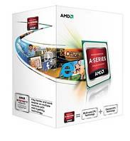 Процессор AMD FM2 A4-Series X2 6300 (3.7GHz,1MB,65W,FM2) box, Radeon TM HD 8370D AD6300OKHLBOX БН