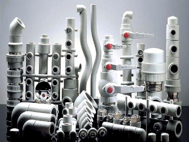 Трубы пластиковые и фитинги (отопление,водоснабжение, теплый пол) Австрия, Турция, Украина, Китай