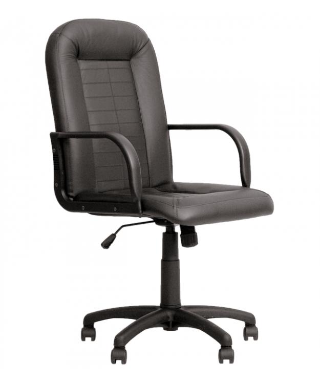 Поворотное кресло Мустанг (экокожа)