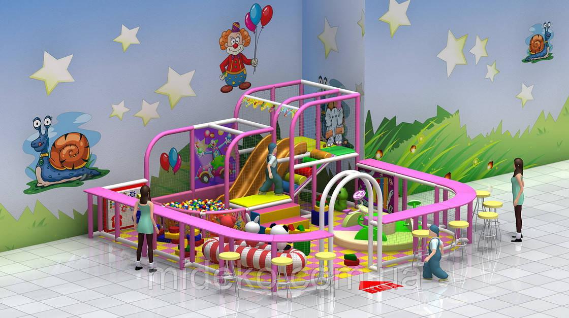 Игровая комната «Уютный уголок»