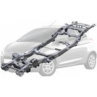 Рамы и усилители Ford KA Форд КА 2008--