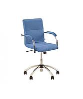 Крісло поворотне Samba GTP S (шкіра)
