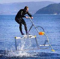 AquaSkipper (WaterBird), АкваСкиппер - водный самокат, водный велосипед