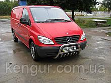 Кенгурятник Mercedes Vito 639