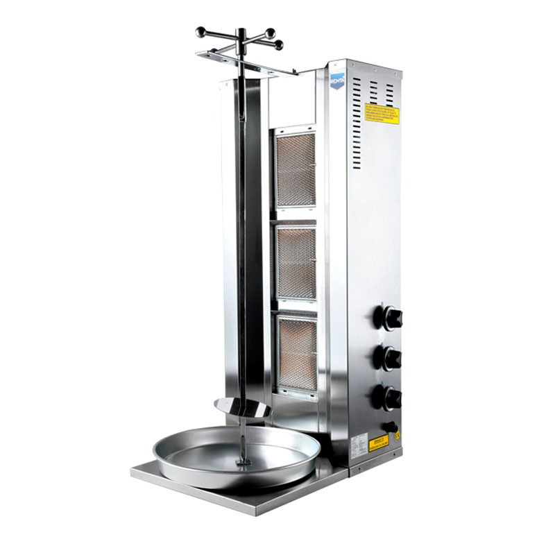 Шаурма газовая Remta D12 LPG (40 кг.)