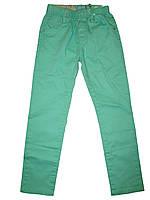 Коттоновые  брюки для девочек, размеры 104.  Goloxy, арт. MQ-6471
