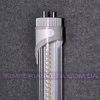 Светодиодная трубчатая линейная лампа дневного света Led Ever LED Т-8 600мм. G 13. 8,5W LUX-531025