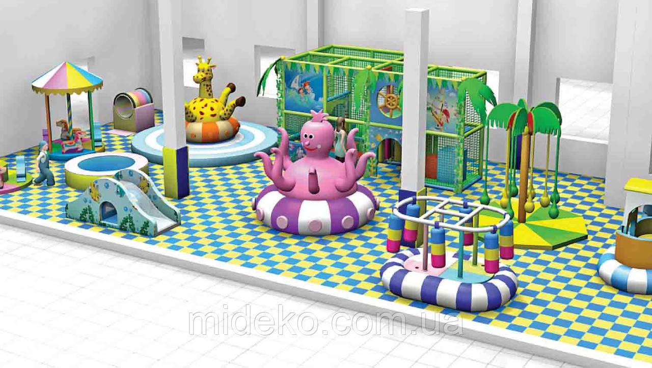 Игровая комната «Мадагаскар»