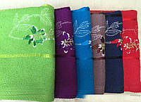 Хлопковые метровые полотенца