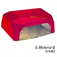 Гибридная лампа для маникюра LED+CCFL 36Вт