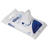 Дезинфицирующие влажные салфетки Kleenex,15шт.