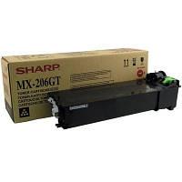 Тонер-картридж Sharp MX 206GT (16K) MX-M160D / MX-M200D (MX206GT)