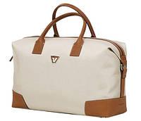 Практичная женская дорожная сумка 25 л. Roncato UNO ZIP Deluxe 90026/04/26 шампань