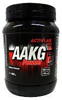 Оксид азота, AAKG Activlab AAKG Powder 600g orange