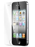 Защитная пленка Iphone 4 4G 4S защитная пленка фронт #100183