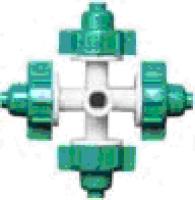 Туманообразователь на 4 форсунки 3.5 Bar капельного полива