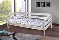 Кровать Микс Мебель SKY-3 беленый дуб