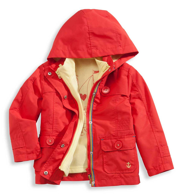 Детские и подростковые куртки (демисезонные)