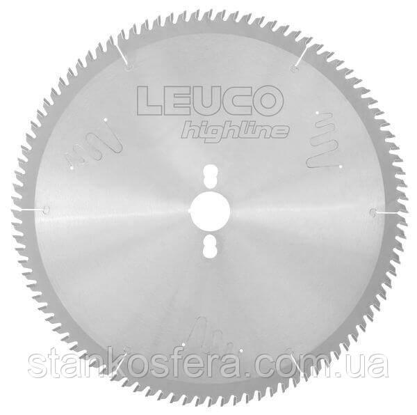Пила для форматного раскроя ДСП Leuco HighLine 300 мм