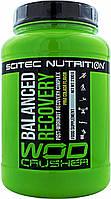Послетренировочные комплексы Scitec Nutrition WOD Crusher Balanced Recovery 2100g pina colada