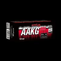 Оксид азота, AAKG Activlab AAKG 1000  120 caps